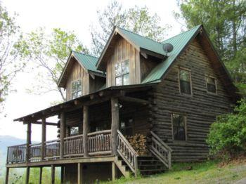 Heavenly View Exterior - Heavenly View - Townsend - rentals