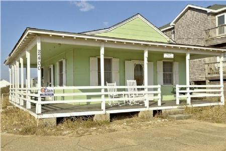 Exterior - White House - Kill Devil Hills - rentals