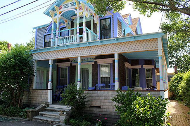 1647 - 1870 Victorian Ginger Bread Cottage - Image 1 - Oak Bluffs - rentals