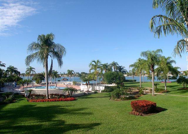 Bahia Vista 11-237 Double Bay Front Balcony, WiFi, beach, pool & spa! - Image 1 - Saint Petersburg - rentals