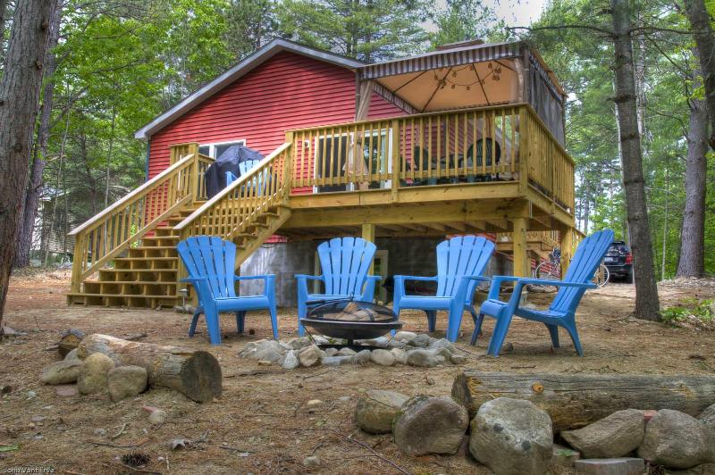 Trout Landing Cottage - Trout Landing Cottage - on Lake Everest! - Wilmington - rentals
