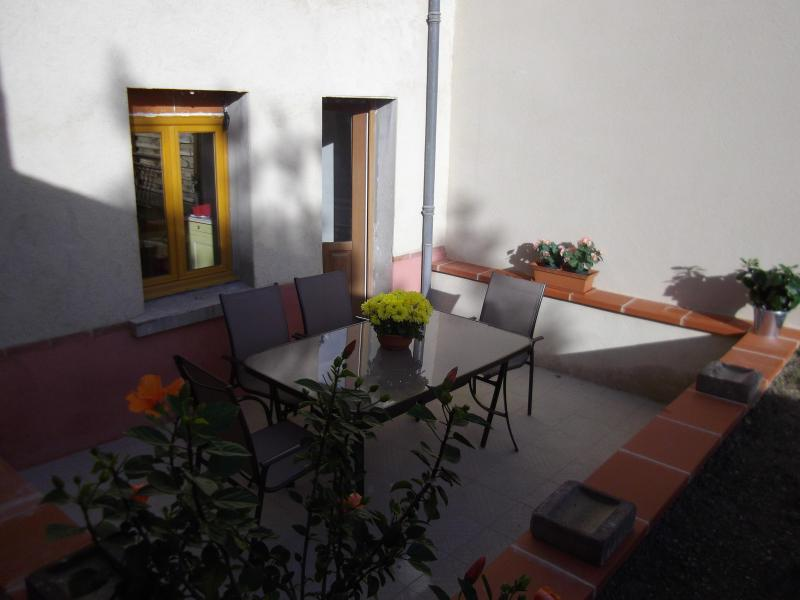 Outside dining area - Albi centre Maison avec jardin - Albi - rentals