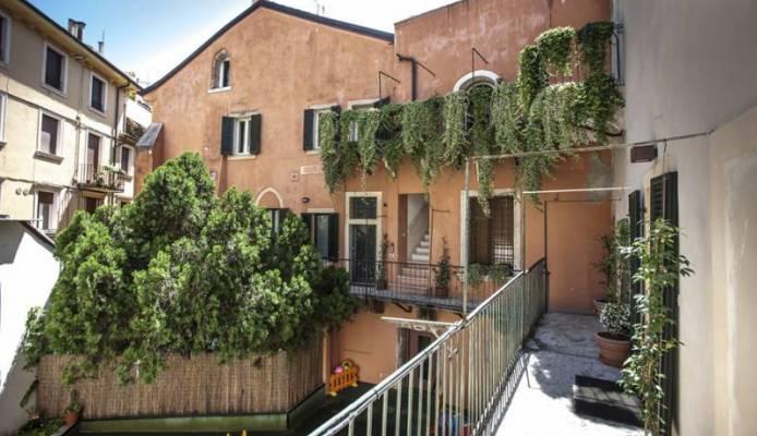 esterno - Cà Vendramin - Verona - rentals