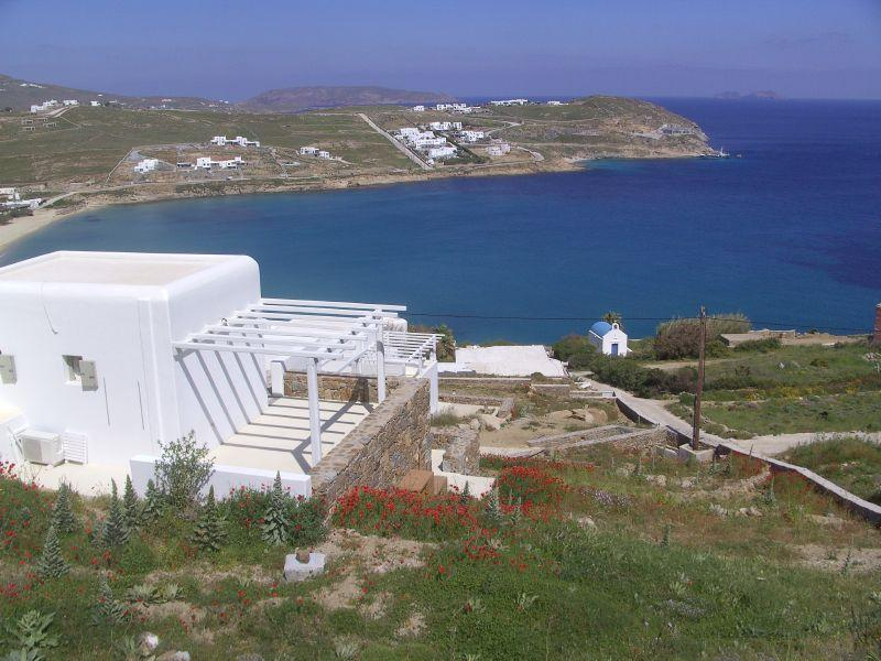 The villa - Beachfront villa. Sleeps 4-8 people. - Mykonos - rentals