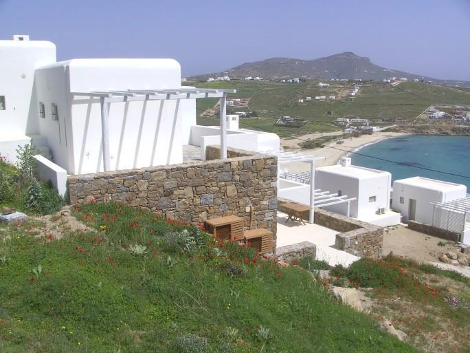 The house - Beachfront studio in Mykonos - Mykonos - rentals