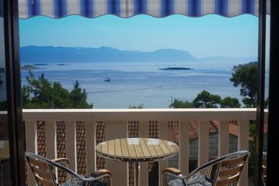 Apartments Koludrt (1) - Image 1 - Lumbarda - rentals