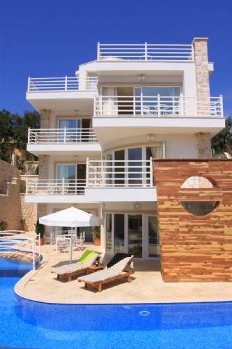 Likya Villa - Image 1 - Kalkan - rentals