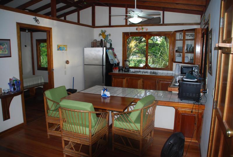 Kitchen/Dining - Zancudo Beach House - Playa Zancudo - rentals
