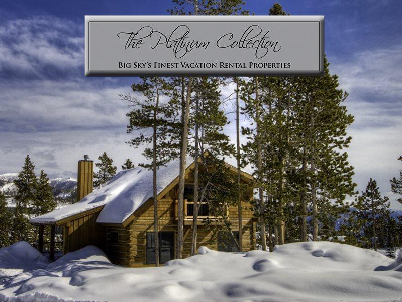 Powder Ridge Oglala 6 (Cabin 6) - Image 1 - Big Sky - rentals