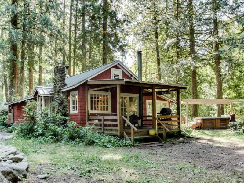 The Cedars Cabin - Image 1 - Welches - rentals