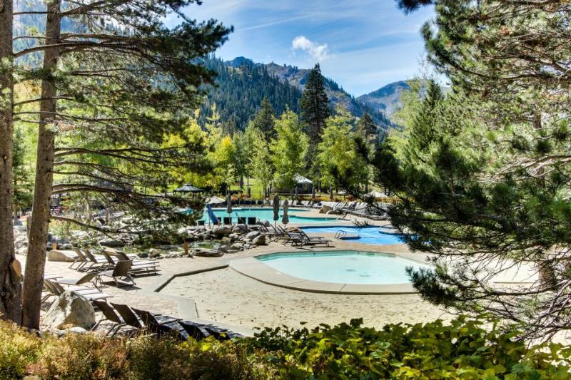 Resort at Squaw Creek 607 - Image 1 - Olympic Valley - rentals
