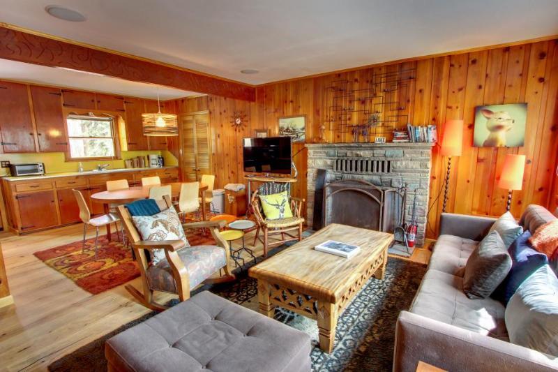 Deerhead Cabin - Image 1 - Kings Beach - rentals