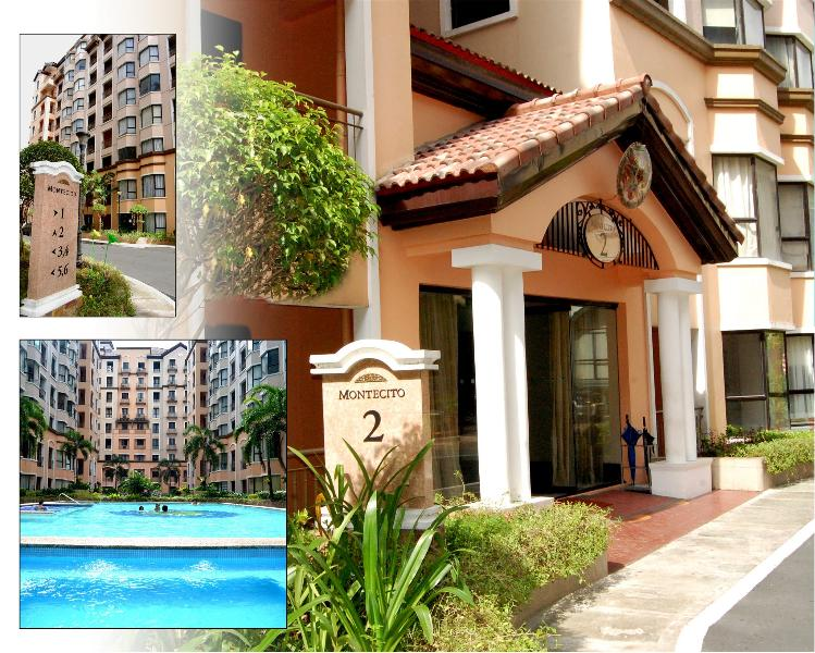 Tower Entrance - one Bedroom next to Marriott Hotel - Pasay - rentals