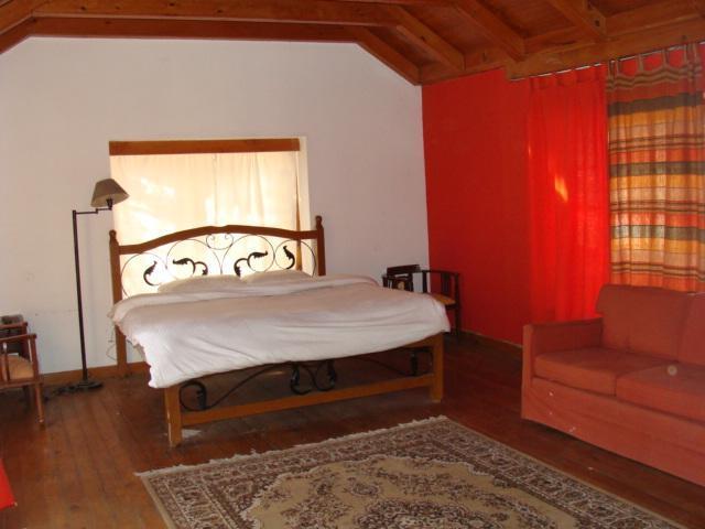MASTER BEDRROM - Central Cottage Manali - Manali - rentals