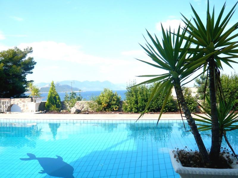Sea Views, Terrace Studio - Image 1 - Attica - rentals