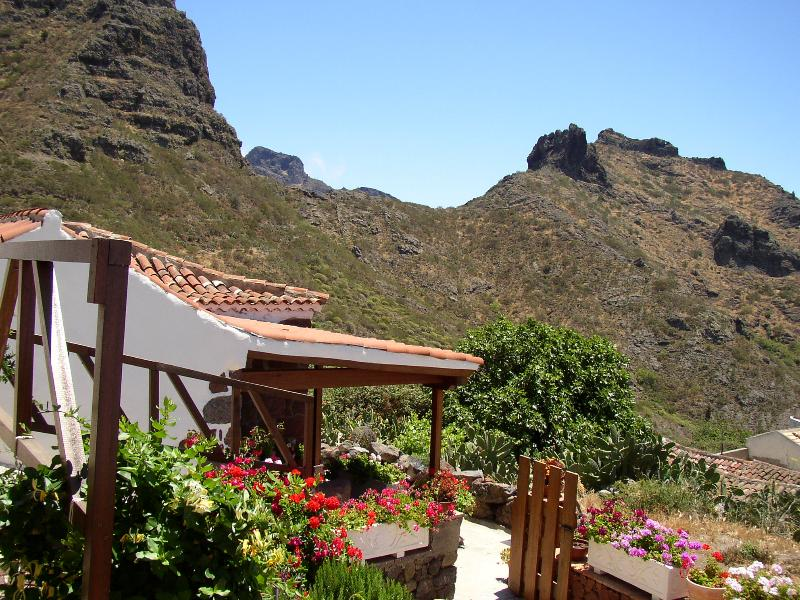 Cottage in the nature. Buenavista del Norte close of Masca. - Image 1 - Los Carrizales - rentals