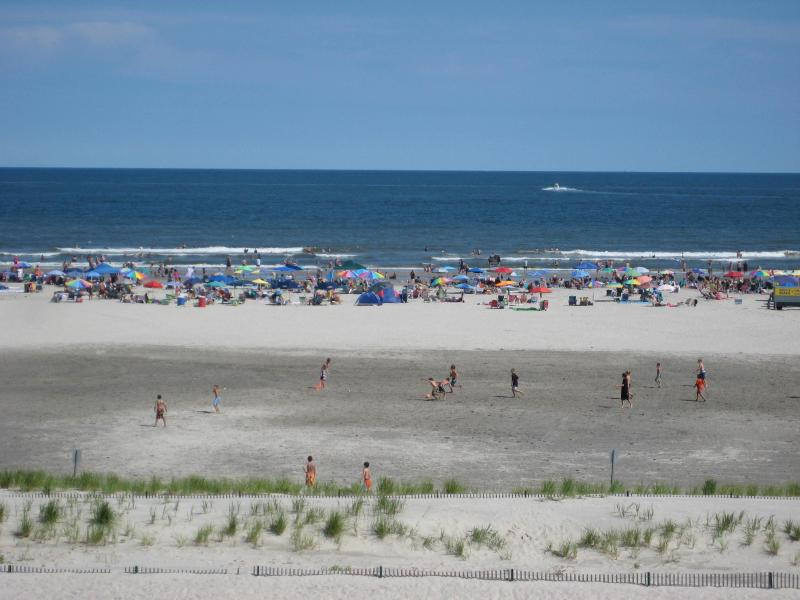 View of the Ocean - Summer Sands Condo #402 - Wildwood Crest - rentals