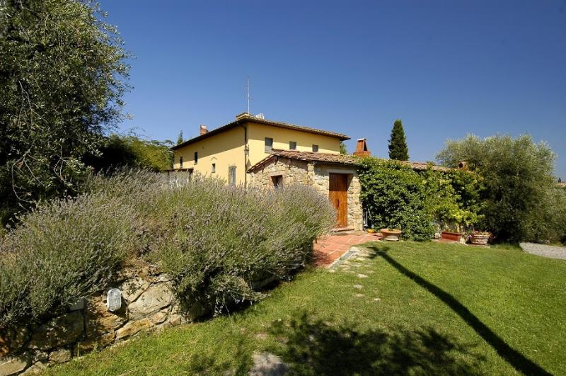 La Casa degli Ulivi wonderful villa in Tuscany - Image 1 - Impruneta - rentals