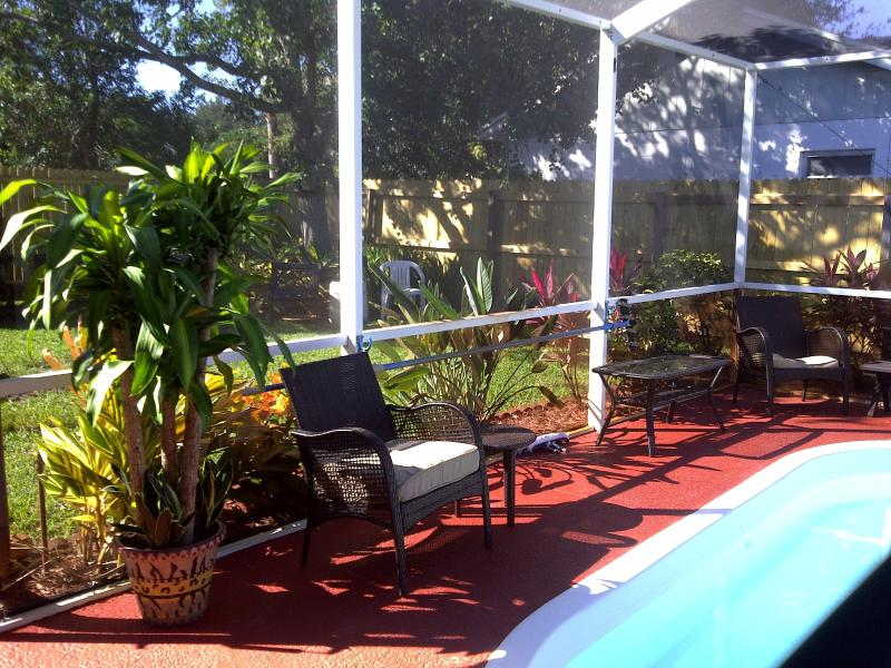 Private Heated Enclosed Pool Seating for 10 - Incredible Private Pool Home-With our Prices why w - Holiday - rentals