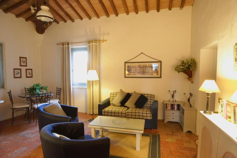 Super Self-Catering Apartment in Tuscany - Image 1 - San Gimignano - rentals