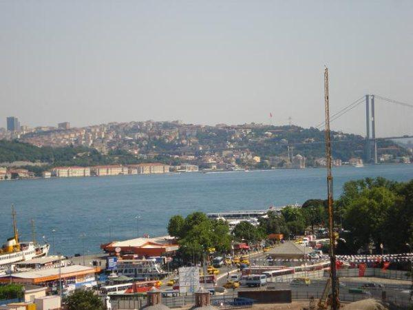 BOSPHORUS DUPLEX FLAT WITH SEA VIEW TERRACE - Image 1 - Istanbul - rentals