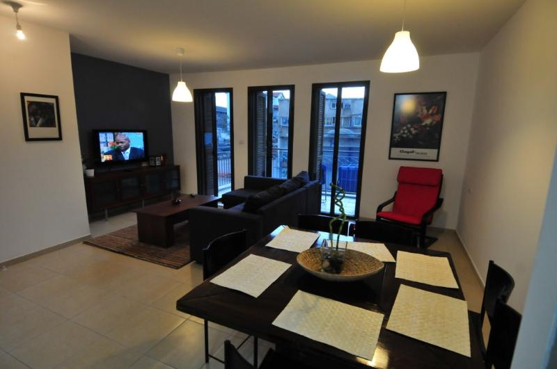 4-Amazing luxury apartment in a brand new building - Image 1 - Tel Aviv - rentals