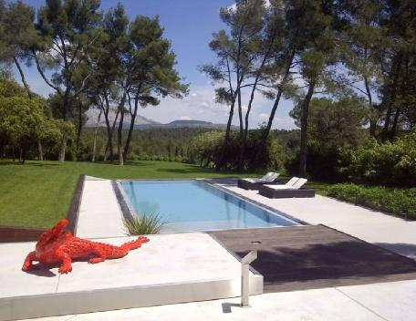 Aix en Provence 4 Bedroom Holiday Rental with a Pool - Image 1 - Aix-en-Provence - rentals
