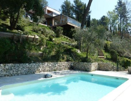 Beautiful 6 Bedroom Provence House with a Pool - Image 1 - Aix-en-Provence - rentals