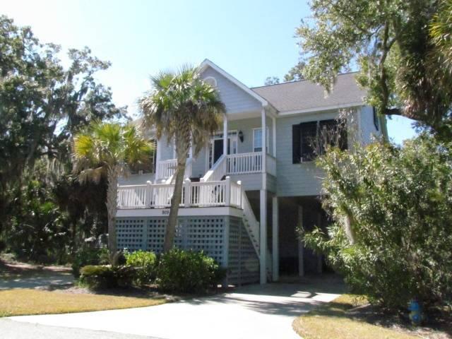 """909 Fairway Dr  - """"Bryant Park"""" - Ocean Ridge - Image 1 - Edisto Beach - rentals"""