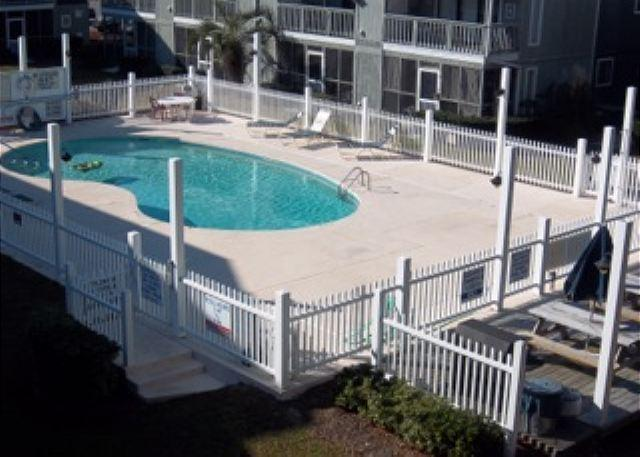 Great pool! - Golf Colony Resort  Relax and Enjoy This Quiet Utopia-24E - Surfside Beach - rentals