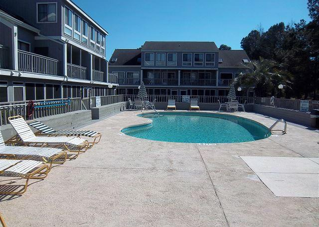Golf Colony Resort  Tranquility awaits you in this cute villa- 9C - Image 1 - Surfside Beach - rentals