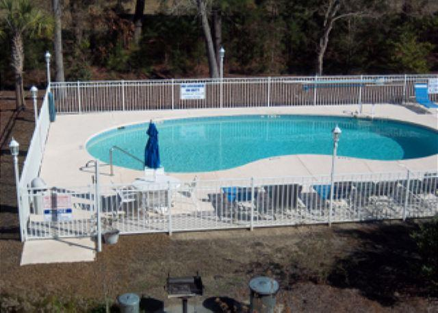 Great pool with grilling area - Newly Renovated in 2016!!  Golf Colony Resort in Surfside!!-40R - Surfside Beach - rentals