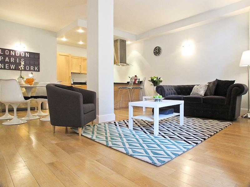 Covent Garden 2 Bedroom 2 Bathroom (4288) - Image 1 - London - rentals