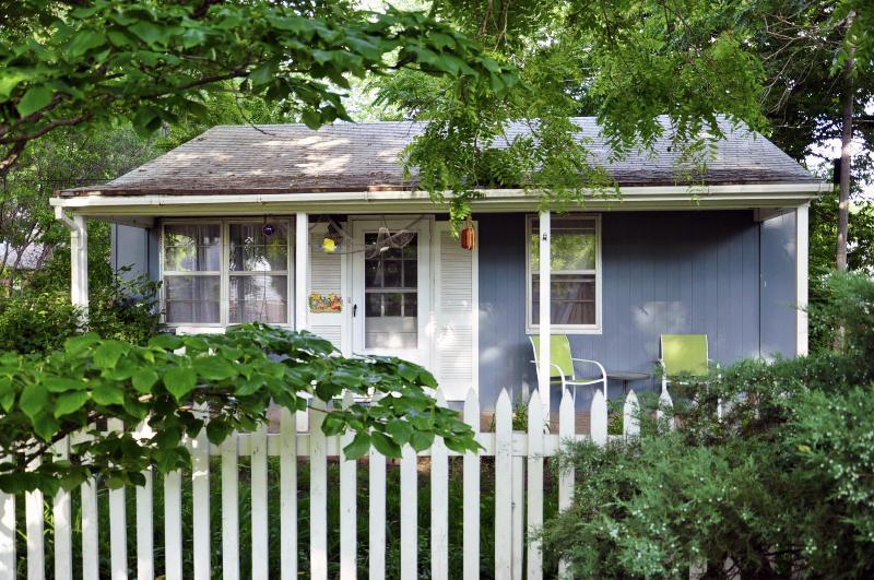 "Cottage Exterior - Kansas City  ""Beach"" Cottage - Independence - rentals"