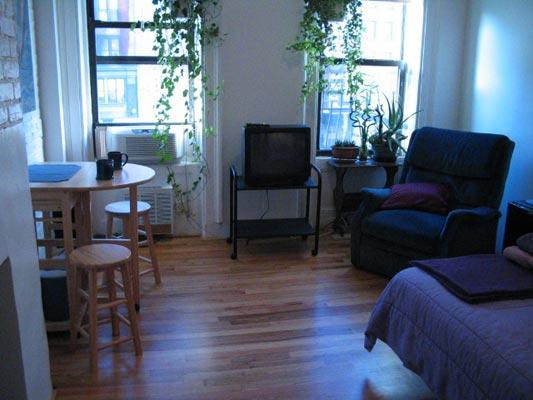 Private Studio in Historic Greenwich Village Loft - Image 1 - New York City - rentals