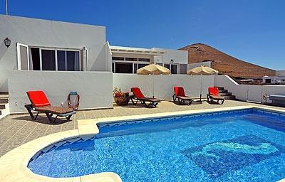 Casita Canaria  with Studio free Wifi  and heated  pool. - Casita Canaria & Studio with private heated pool, Sea Views - La Asomada - rentals