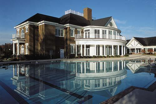 Clubhouse and Outdoor Pool - Colonial Williamsburg Plantation Resort - float week available 2017 ANYTIME - Williamsburg - rentals