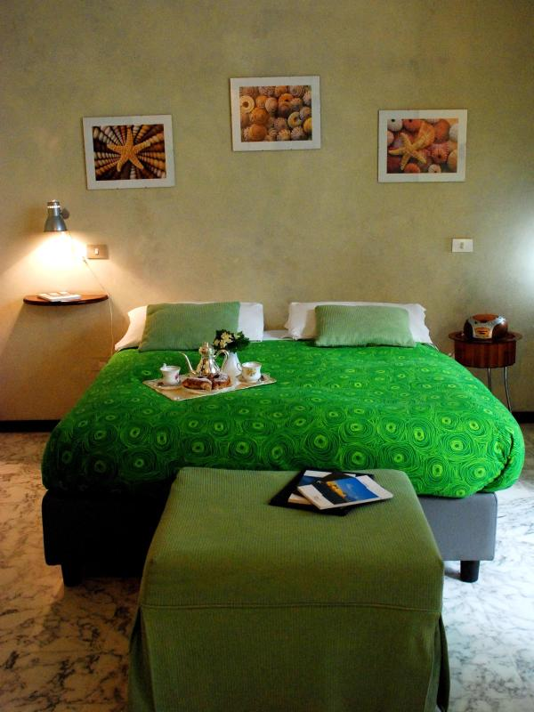 studio - Cozy quiet studio in  city centre wifi 1-4 persons - Naples - rentals