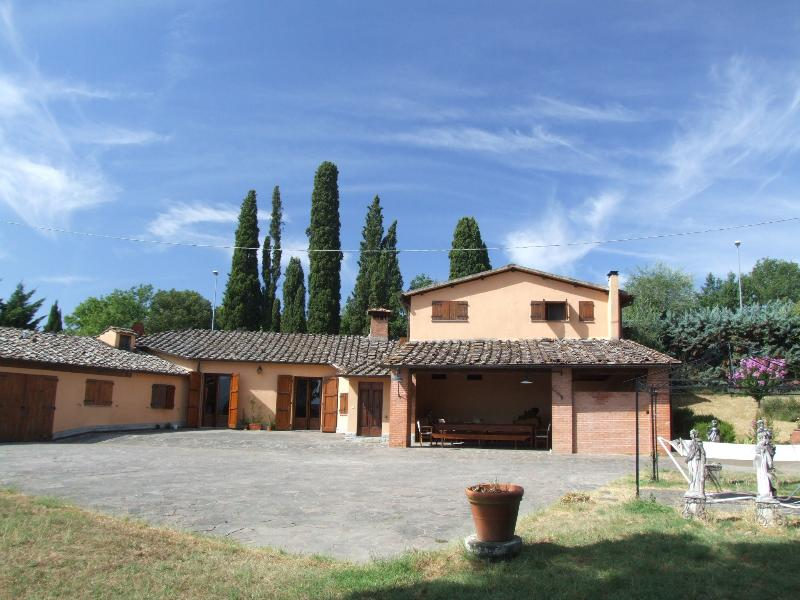 Villa Bellavista Vacation Rental in Tuscany - Image 1 - Montaione - rentals