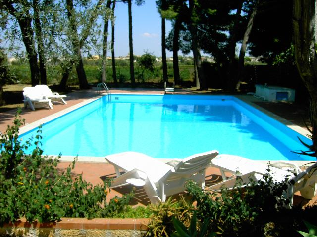 Pool - Villa in the park with pool - Marsala - rentals