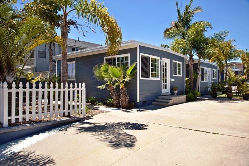 Pacific Beach Cottage 1 - San Diego Vacation Rental - Image 1 - La Jolla - rentals