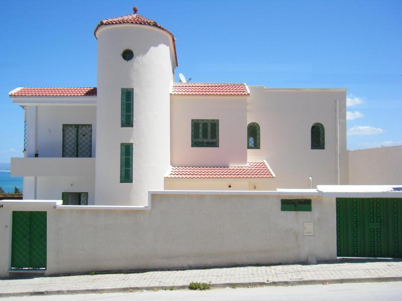 Tunisia Tabarka Villa with sea view and mountain. - Image 1 - Jendouba - rentals