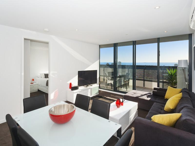 404/181 St Kilda Rd, St Kilda, Melbourne - Image 1 - Melbourne - rentals