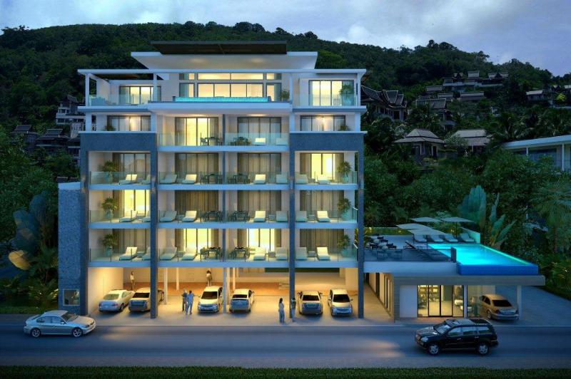 Block of Apartments - Apart Surin - Phuket - rentals