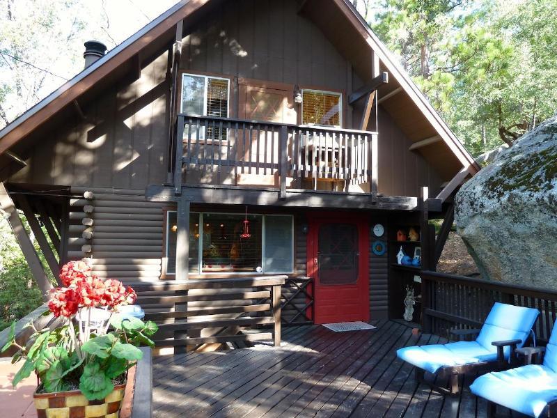 Boulder Creek Cottage - Quiet Clean Cozy Secluded ~ Boulder Creek Cottage - Idyllwild - rentals