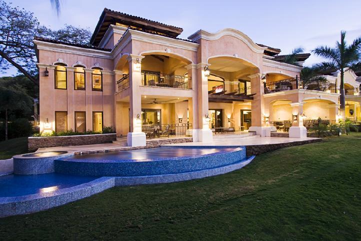 Luxury Beach Front Hacienda - Sleeps 10 - Flamingo - Image 1 - Guanacaste - rentals