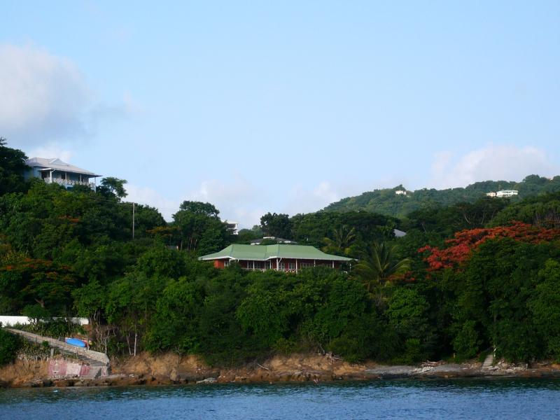 from the sea - Carriacou beach house GOYABA - Carriacou - rentals