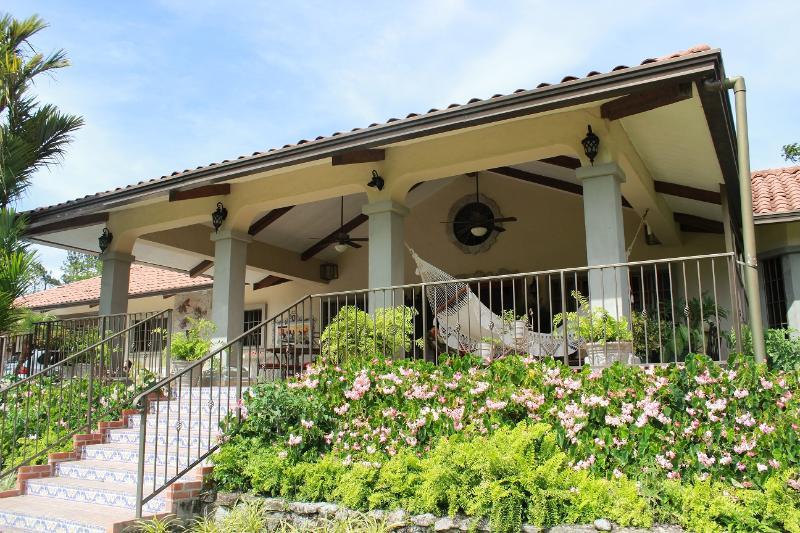 Front - Beautiful House Anton Valley Panama - El Valle de Anton - rentals