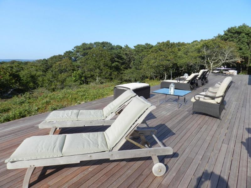 #100024 Sweeping views of the North Shore - Image 1 - West Tisbury - rentals
