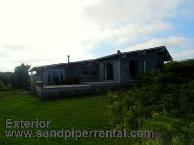#409 Set Up High Overlooking Cape Pogue W/ 360 Views - Image 1 - Chappaquiddick - rentals